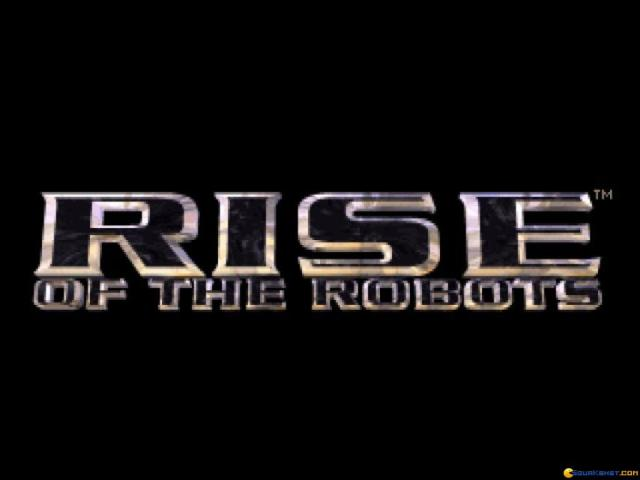 Rise of the Robots - game cover