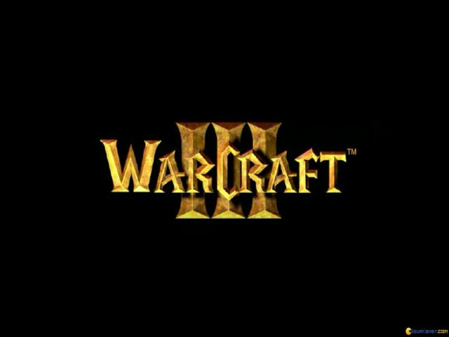 Warcraft 3: Reign of Chaos - title cover