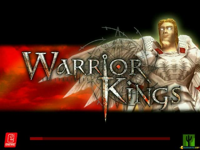 Warrior Kings - title cover