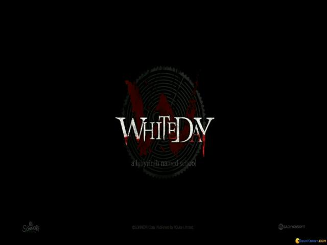 WhiteDay: a labyrinth named School - game cover