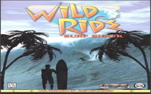Wild Ride: Surf Shack - title cover