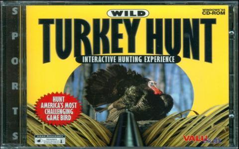 Wild Turkey Hunt - game cover