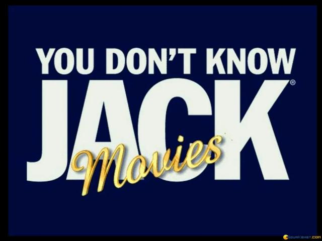 You Don't Know Jack Movies - game cover