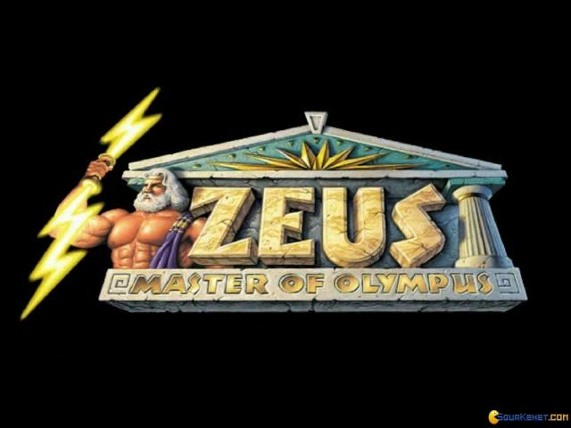 Zeus: Master of Olympus - title cover