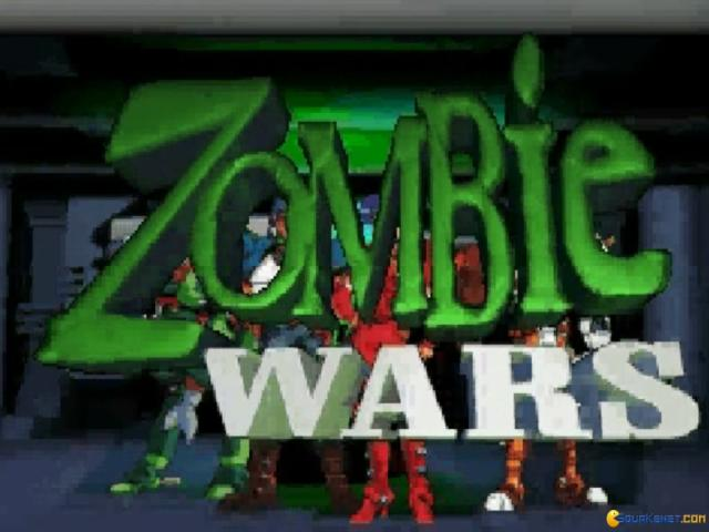 Zombie Wars - game cover