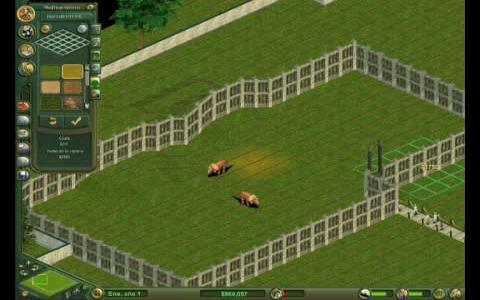 Zoo Tycoon - game cover