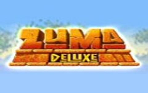 Zuma Deluxe - game cover