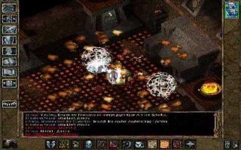 Baldur's Gate 2: Throne of Bhaal - game cover