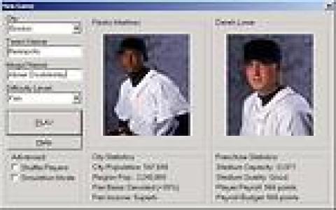 Baseball Mogul 2002 - title cover