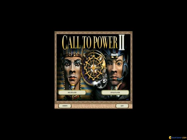 Civilization: Call to Power 2 - title cover