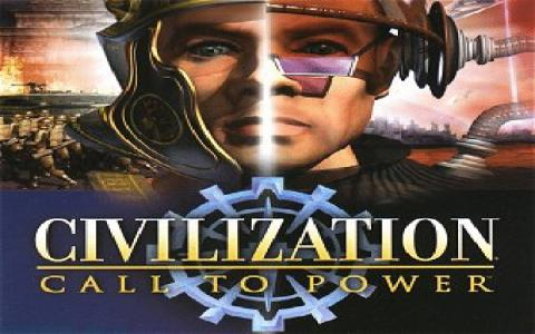 Civilization: Call to Power - title cover