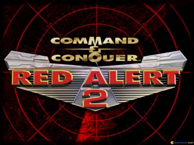 Command & Conquer: Red Alert 2 - title cover