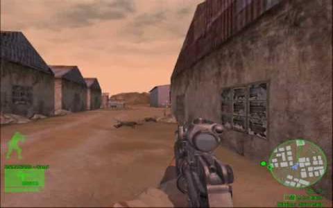 Delta Force: Black Hawk Down - title cover