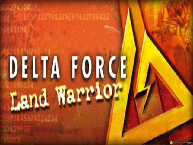 Delta Force: Land Warrior - title cover