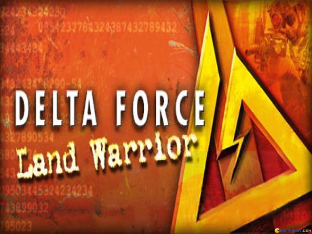 Delta Force: Land Warrior - game cover