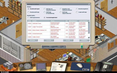 Der Planer 3 - game cover