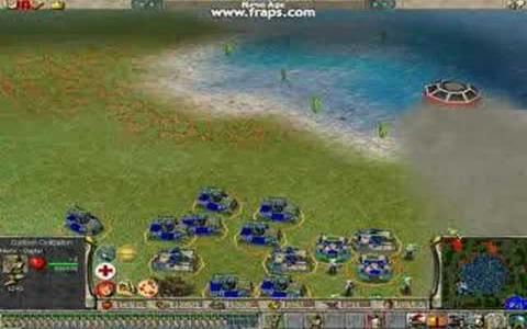 Empire Earth - title cover