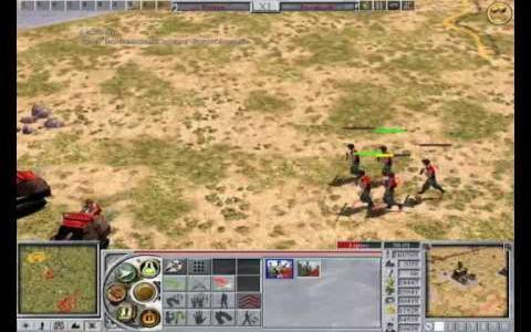 Empire Earth II - title cover