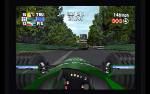 F1 2000 - title cover