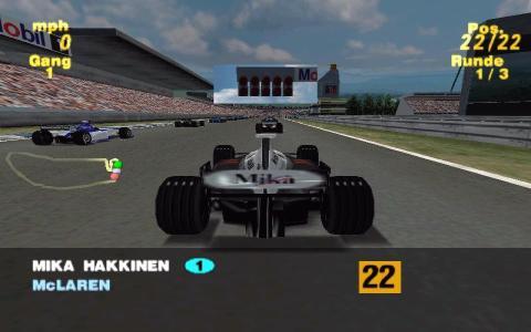 Formula 1 - game cover