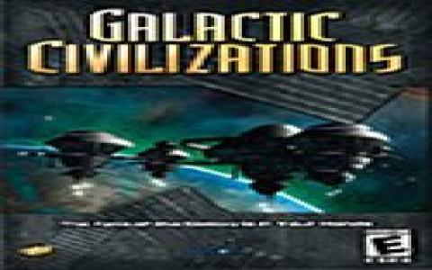 Galactic Civilizations - game cover