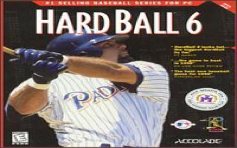 Hardball 6 - title cover