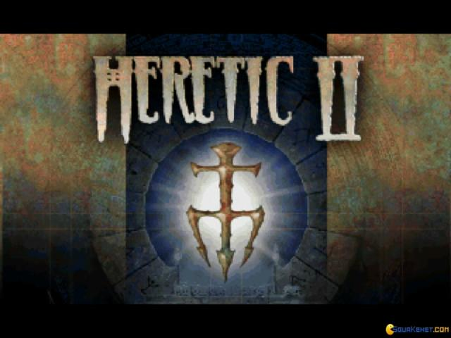 Heretic II - game cover