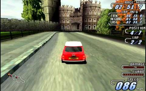 London Racer - game cover