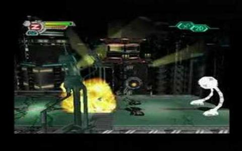 Mega Man X7 - title cover