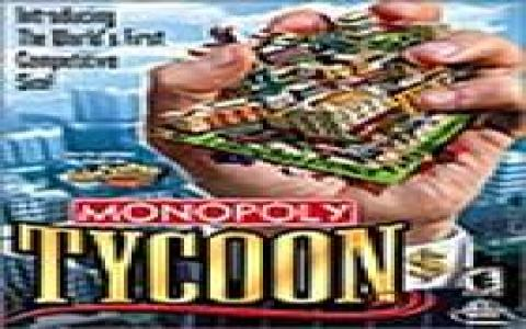 Monopoly Tycoon - title cover