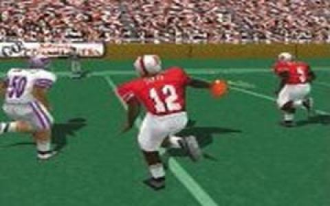 NCAA Football 99 - game cover