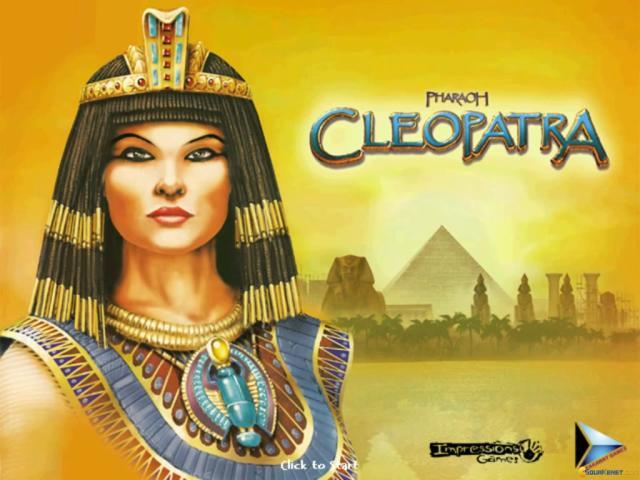 Pharaoh Gold - game cover