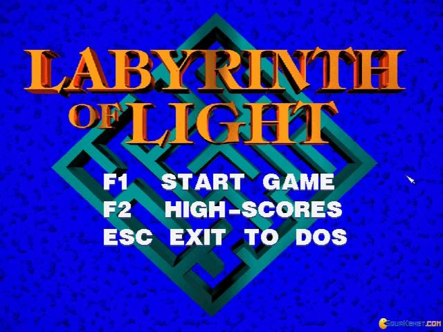 Labyrinth of Light - title cover