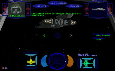 Wing Commander Prophecy - game cover