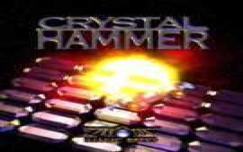 Crystal Hammer - title cover