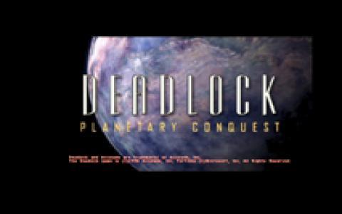 Deadlock - game cover