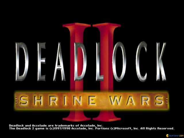 Deadlock 2 - title cover