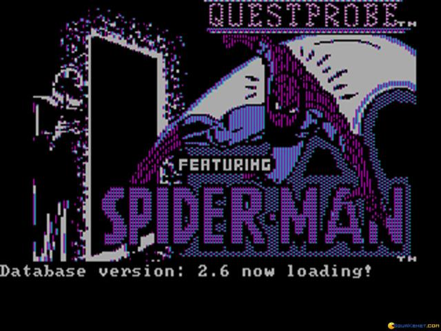 Questprobe Featuring Spider-Man - game cover