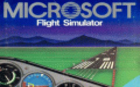 Microsoft Flight Simulator 2.0 - title cover