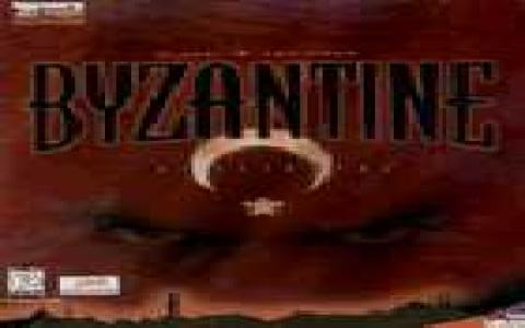 Byzantine: The Betrayal - title cover
