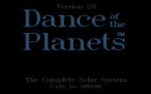 Dance of the Planet 2.0 - game cover