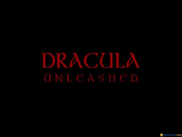 Dracula Unleashed - title cover