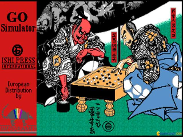Go Simulator - title cover