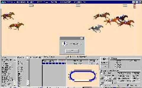 Horse Racing Fantasy 3.0 - title cover