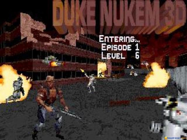 LameDuke - game cover