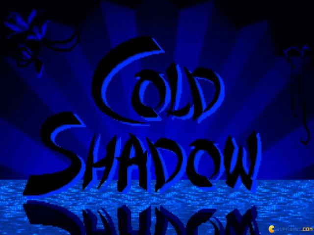 Donald Duck: Cold Shadow - title cover