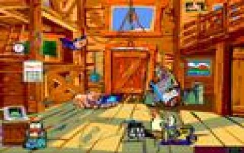 Microsoft Bob - game cover