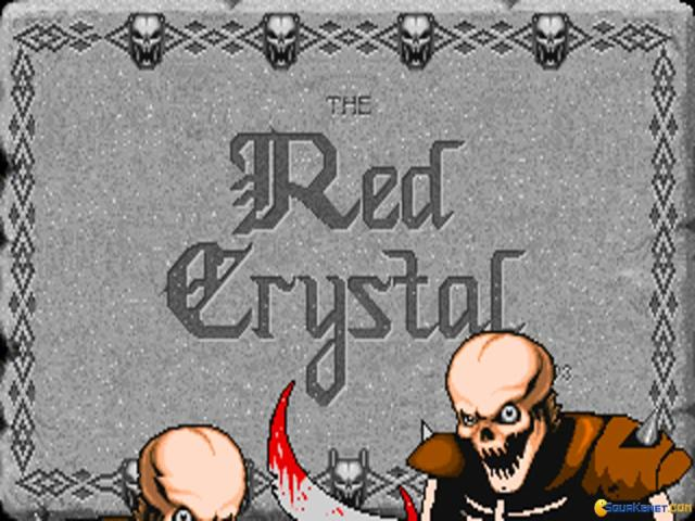Red Crystal - game cover