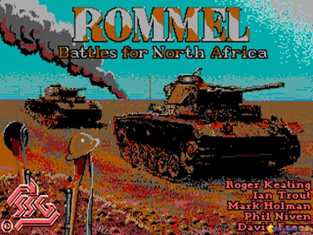 Rommel: Battle for North Africa - game cover
