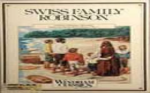 Swiss Family Robinson - game cover